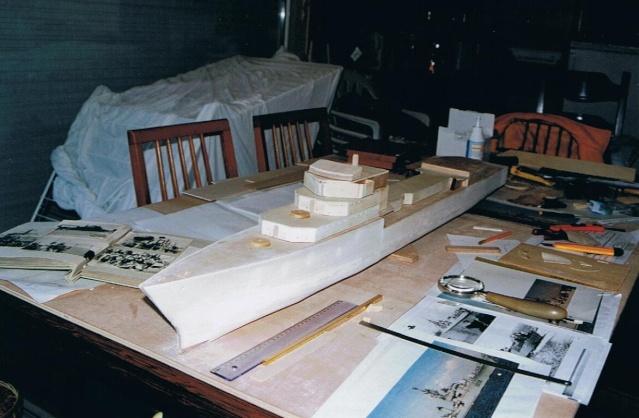 chantier de la galissonnière Maquet15