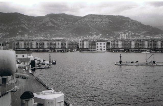 [Les ports militaires de métropole] TOULON au début des années 60 - Page 2 Toulon11