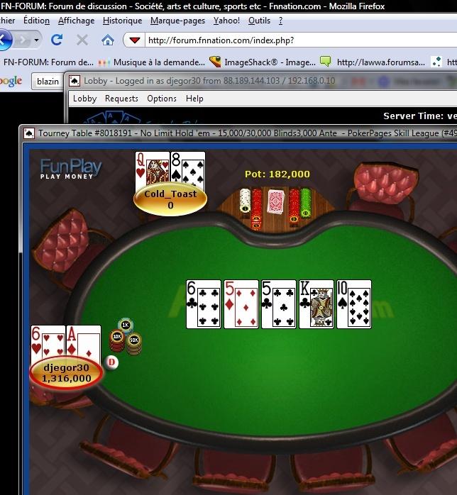 Topic du Poker : Victoi10