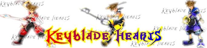 Keyblade Hearts