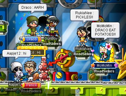 Roadsiders Guild Recruiting! :D Random10