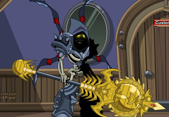 Pic's of AQW players Sg14