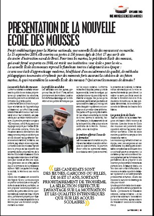 [Divers École des Mousses] Réouverture de l'école des mousses - Page 2 Mousse12