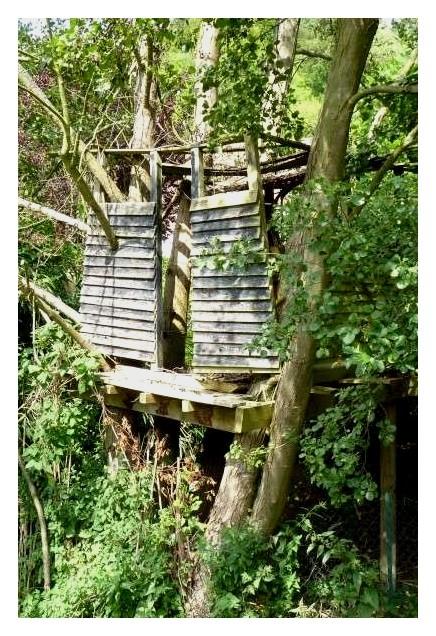 5ème envoi la vieille cabane + ... Omagee10