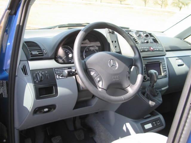 Mercedes Viano Marco Polo VS Volkswagen T5 California !!! Viano810