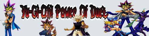 Yu-Gi-Oh: Power Of Duel Logo3_10