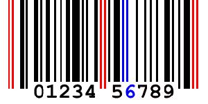 666 + code barre Code-b10