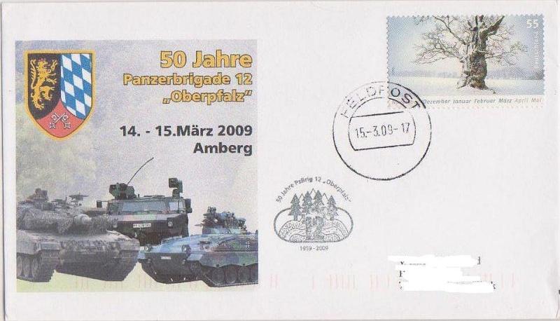 Sonderfeldpost der Bundeswehr in Walldürn 00000010