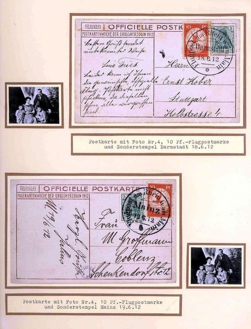 Flugpost 1912 am Rhein und Main 00000023
