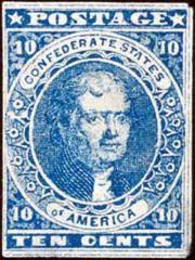 United States Vintage Postage, Breifmarke 00010