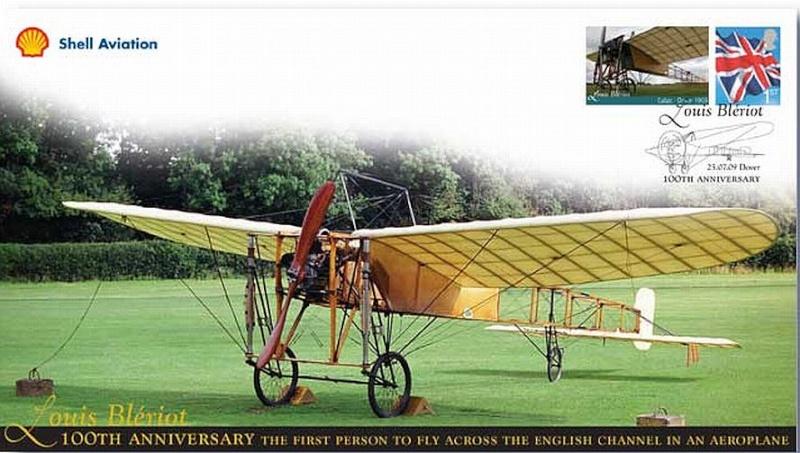 100 Jahre Fliegen Blerio10
