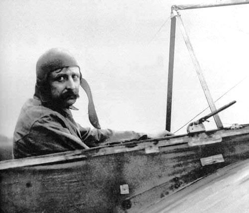 100 Jahre Fliegen Blerio11