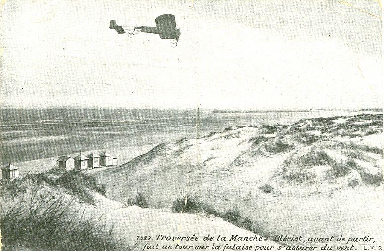 100 Jahre Fliegen Blerio12
