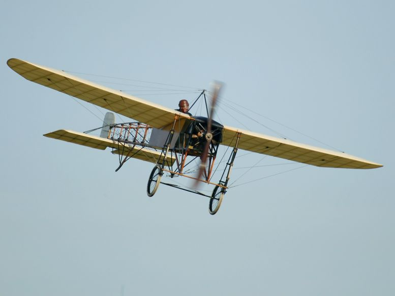 100 Jahre Fliegen Blerio13