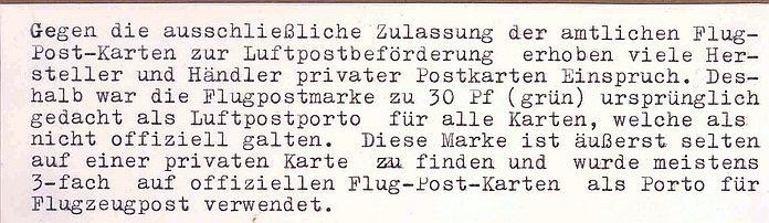 Flugpost 1912 am Rhein und Main Flugma10