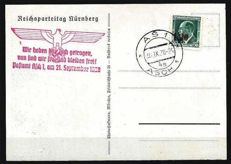 sudetenland - Sensation der Philatelie Zzzzzz19