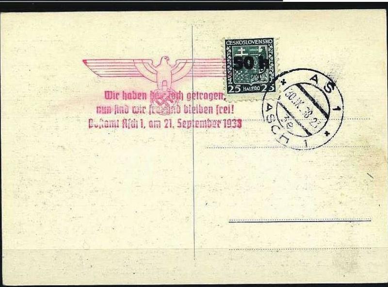 sudetenland - Sensation der Philatelie Zzzzzz20