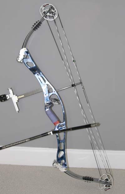 Bien comprendre et régler l'arc à poulie Ve210