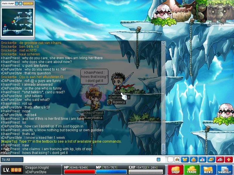 KhainPriest chat Maple017