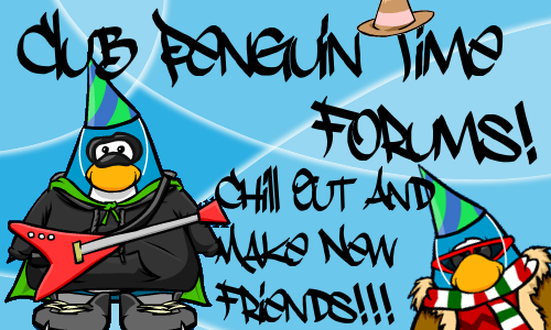 Club Penguin Time