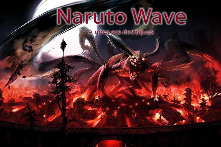 RPG Naruto Wave!! A nova era dos Bijuu's