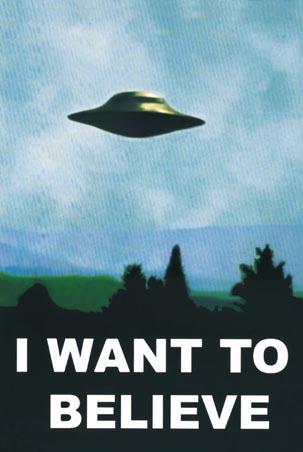 Poster X-Files Lgfp2110