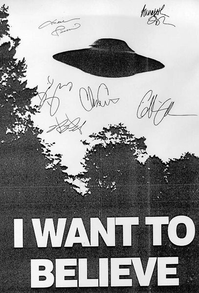 Poster X-Files Poster10