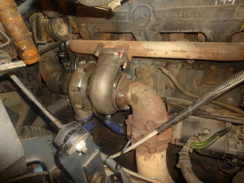 changement du turbo sur le 2150 P1000515