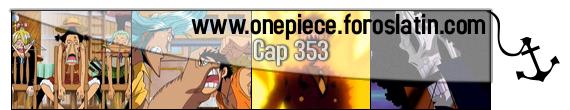 One Piece Episodio 353 Sub Español Cap35310