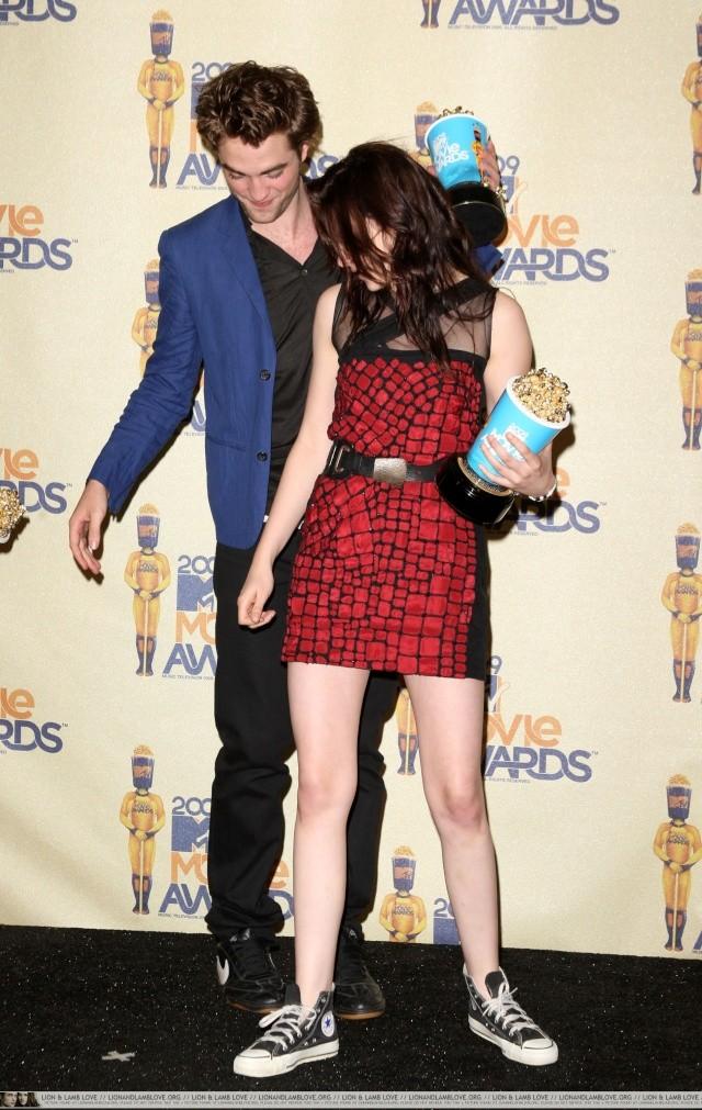 Mtv Movie Awards 2009 02510