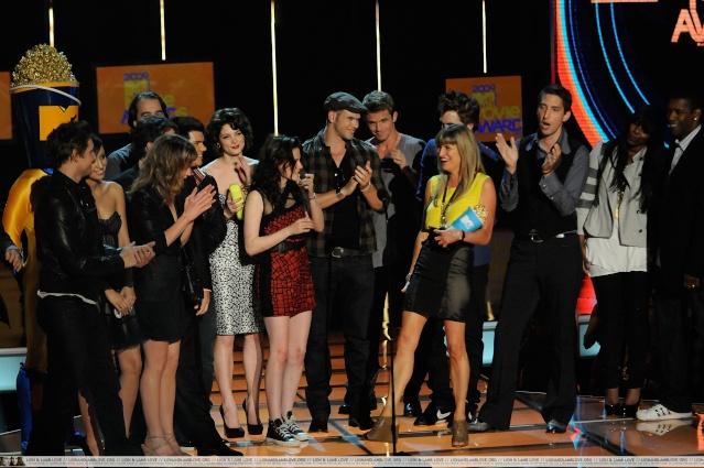 Mtv Movie Awards 2009 08710