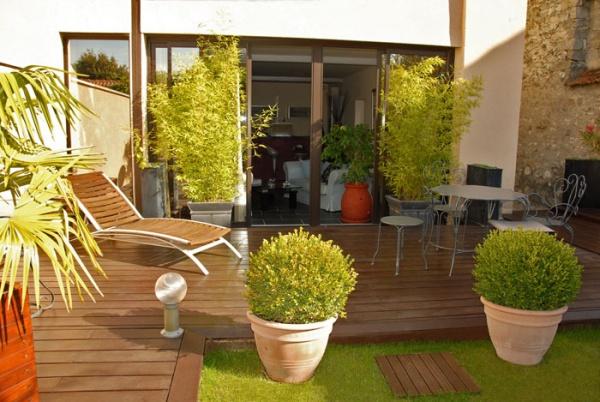 quel mobilier de jardin sur une terrasse bois ? 46589410