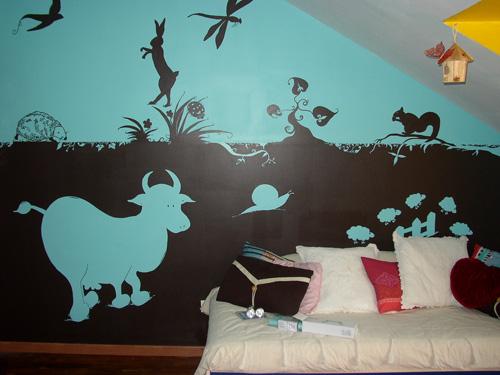 je recherche des photos de chambres d enfant dans les turquo 500p1011