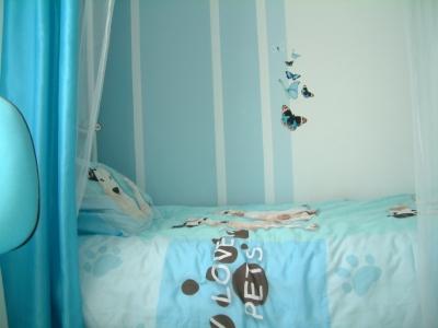je recherche des photos de chambres d enfant dans les turquo Chambr13