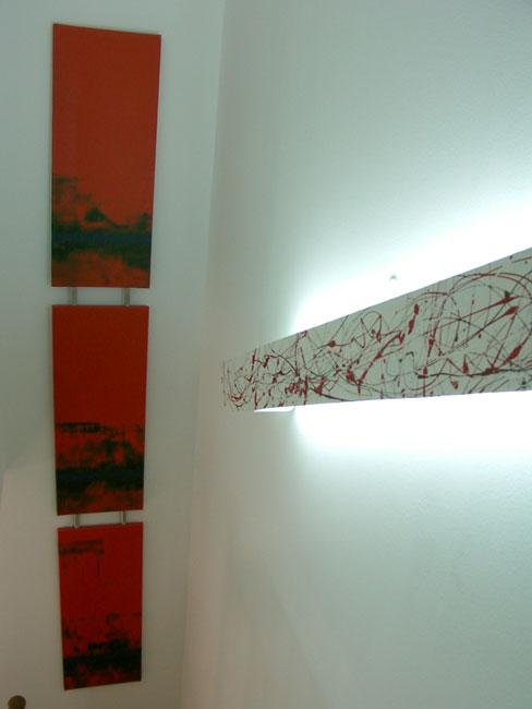 mur rouge ou pas? Neon3n10