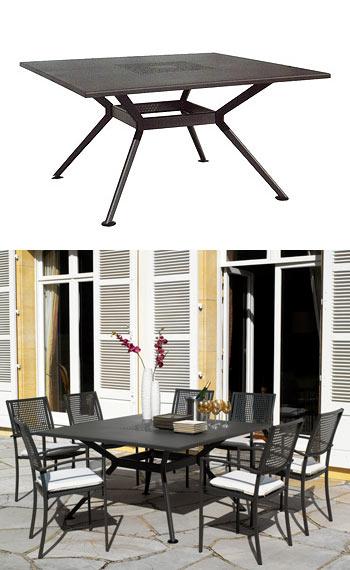 quel mobilier de jardin sur une terrasse bois ? Table_11