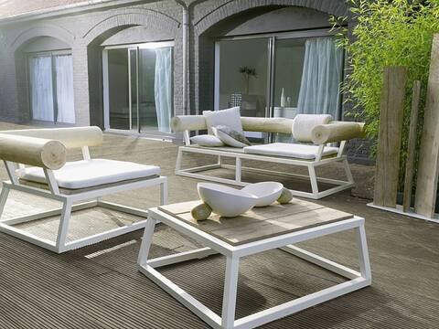 quel mobilier de jardin sur une terrasse bois ?