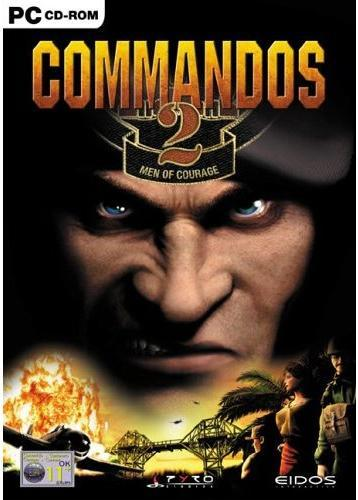 COMMANDOS 2: MEN OF COURAGE 1032210