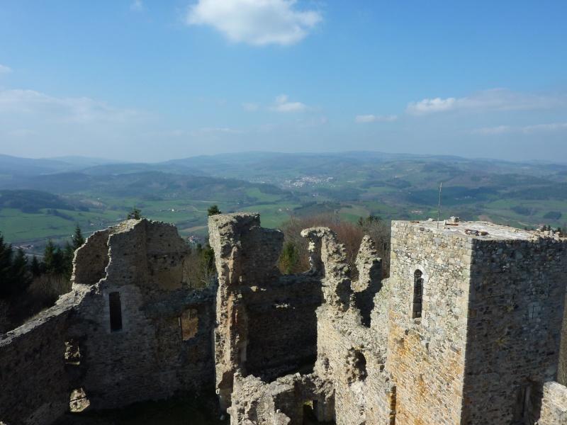 Balades au pays du chevalier de plume et d'épée Loire_10