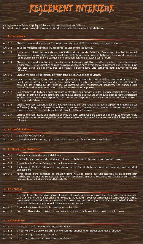 Règlement intérieur Ikaria11