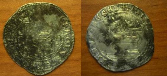 3 reales Carlos y Juana 114