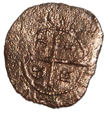 Cruzado de Enrique II (1369-1379), sin ceca Dccd5c10