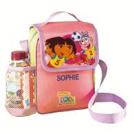 sac a gouter DORA personnalisable au prenom d l'enfant Sac_do11