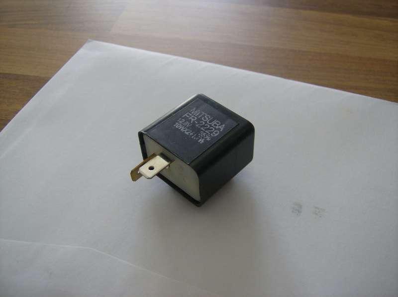 Adapter des clignotants de guidon Cent10