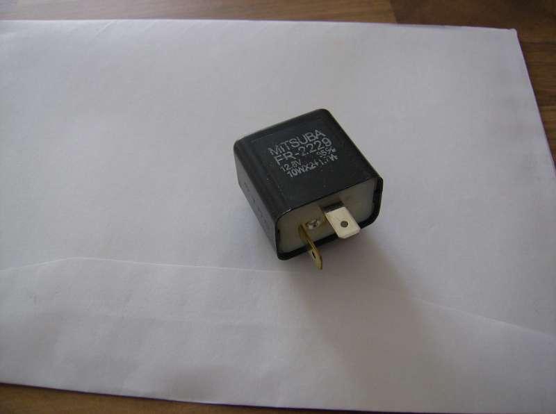Adapter des clignotants de guidon Cent110