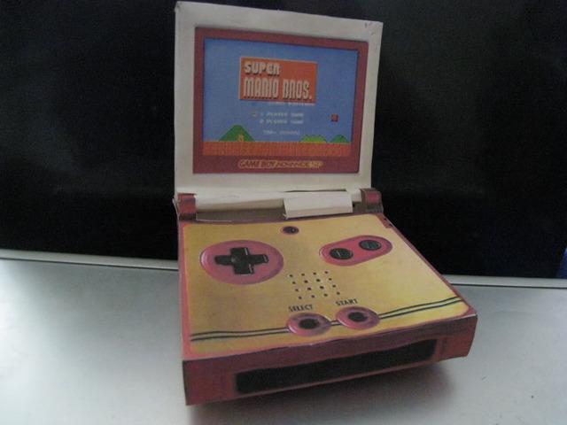 Les persos de Nintendo en papier ! Img_1510