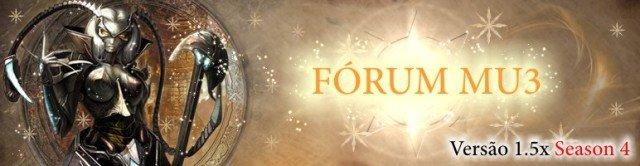 Fórum - MU3