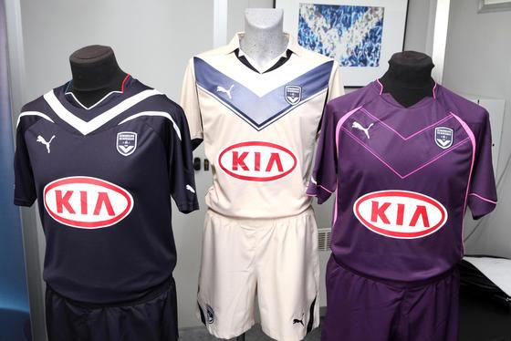 Les nouveaux maillots saison 2010/2011 Bordea10