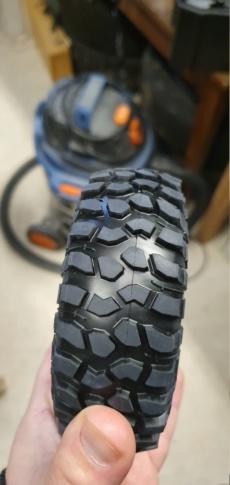 [VENDS] pneus et mousse 6x6 20200113