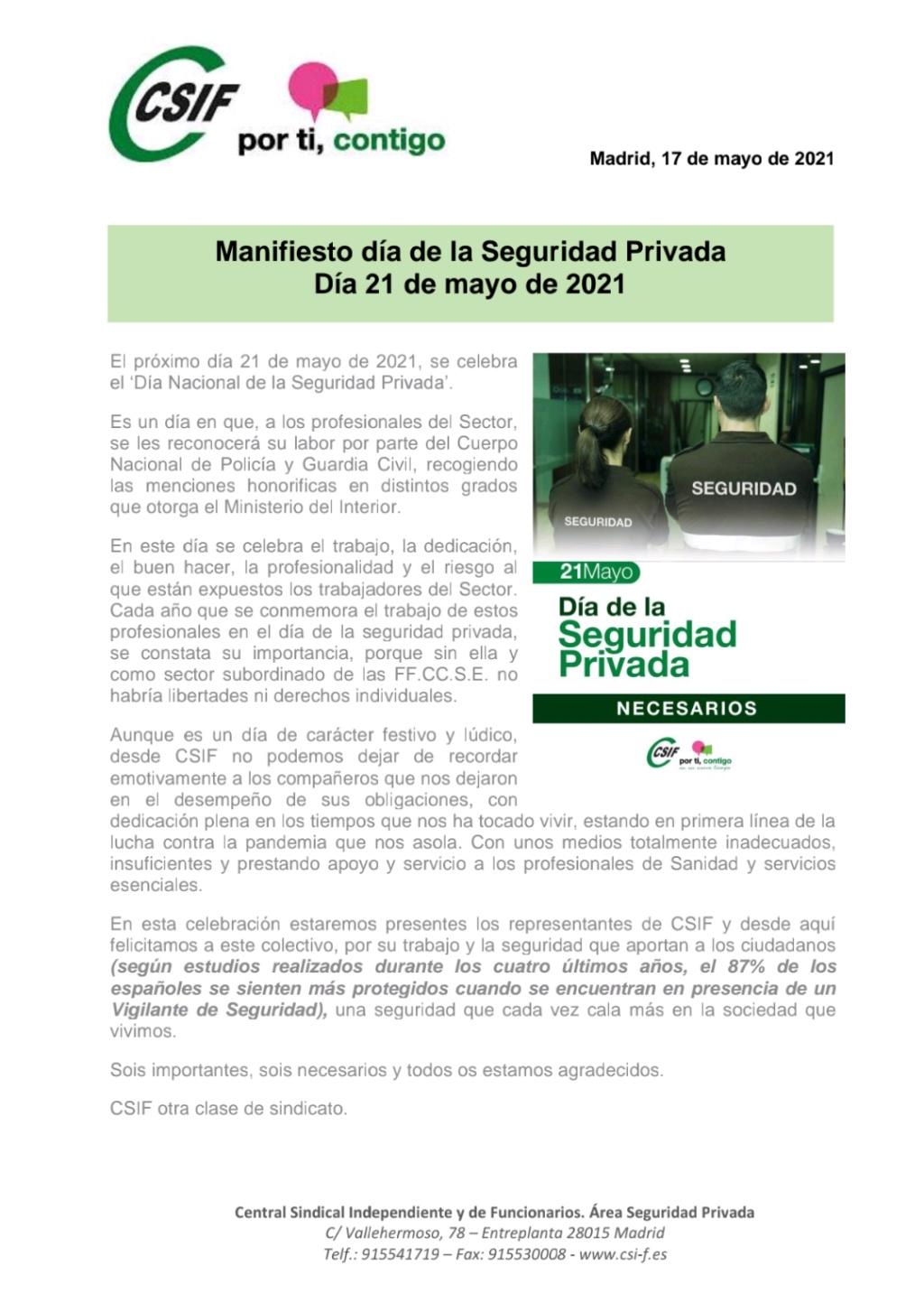 Manifiesto Día de la Seguridad Privada 2021 Manifi10